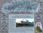 Red Hook Chocolate Factory website